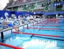 المغرب الرياضي  - المغرب يحتل المركز الثالث في بطولة إفريقيا للسباحة ب 10 ميداليات
