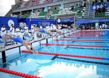 المغرب الرياضي  - الحريشي إدريس يُضيف إلى المغرب الميدالية النحاسية في السباحة