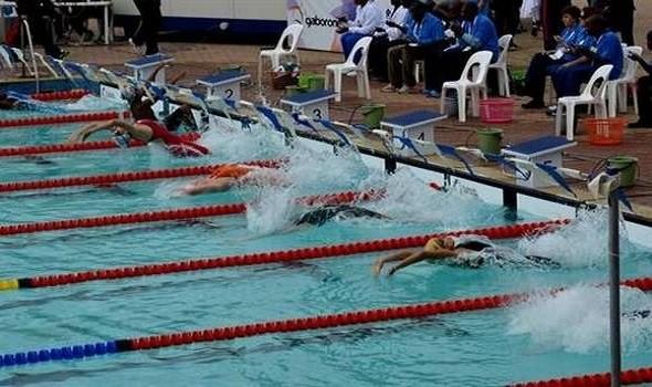 المغرب الرياضي  - السباحة المغربية تتوج بميداليات في بطولة إفريقيا