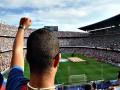المغرب الرياضي  - برشلونة يعلن تجديد عقد نجمه أنسو فاتي حتى صيف 2027 والشرط الجزائي مليار يورو