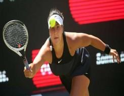المغرب الرياضي  - المصنفة الأولى عالمياً آشلي بارتي تودّع بطولة أميركا المفتوحة للتنس