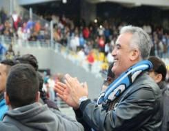 المغرب الرياضي  - أبرشان رئيس نادي اتحاد طنجة يقدم الاستقالة من رئاسة