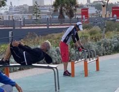 المغرب الرياضي  - العداء عبداللطيف الصديقي يسعى لبلوغ نهائي 1500 متر في اولمبياد طوكيو 2020