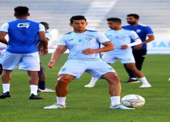 المغرب الرياضي  - الشيبي يرفض عروض مغرية وينتظر قرار مسؤولي الرجاء