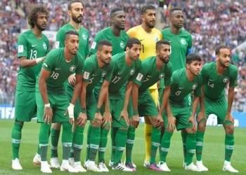 المغرب الرياضي  - الأخضر السعودي يكرر سيناريو 2018