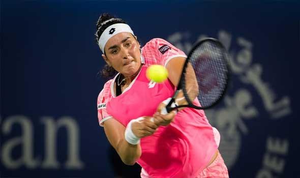 المغرب الرياضي  - التونسية أنس تحقق إنجازا عالميا في لعبة التنس
