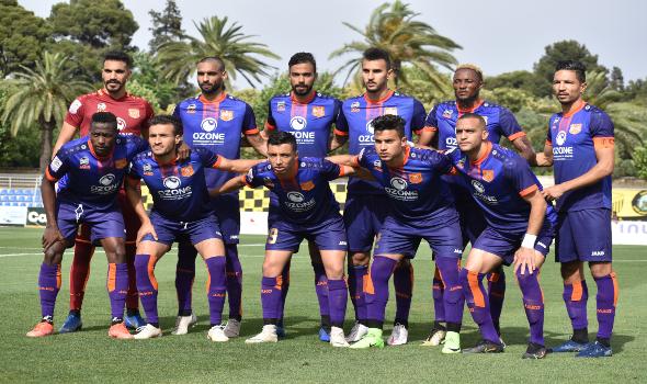 المغرب الرياضي  - رئيس المغرب الفاسي يتمسك بالمدرب رغم التعثرات