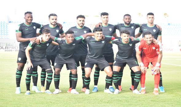 المغرب الرياضي  - الدفاع الجديدي يفرض التعادل على أولمبيك خريبكة داخل ميدانه وينفرد بالمركز الثالث في ترتيب البطولة