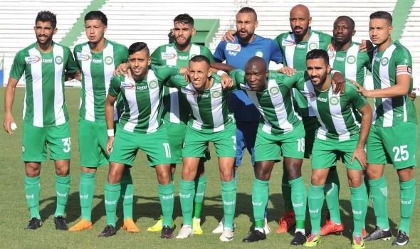 المغرب الرياضي  - أولمبيك خريبكة يتعاقد مع الجزائري محمد وليد بن شريفة قادما من شبيبة القبائل