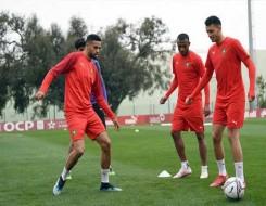 المغرب الرياضي  - اللاعب المغربي عمران لوزا يدير ظهره لفرنسا ويقرر تمثيل