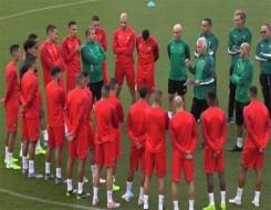 المغرب الرياضي  - عموتة يعبرعن ارتياحه النسبي للمستوى الذي قدمه المنتخب المغربي الرديف