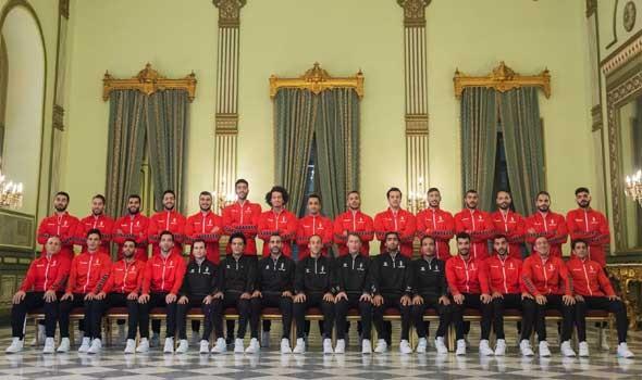 المغرب الرياضي  - منتخب مصر يوضح  موقف محمد الشناوي من مباراة ليبيا