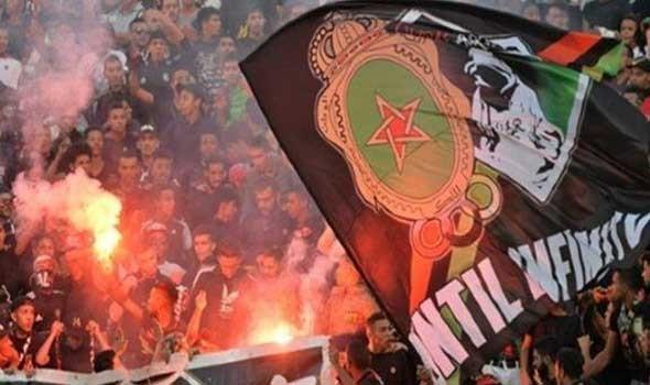 المغرب الرياضي  - الجيش الملكي يصل إلى بنين لمواجهة نادي