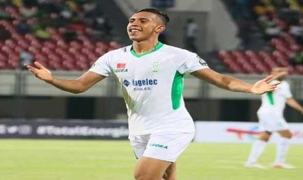 المغرب الرياضي  - سفيان رحيمي يواصل التوهُّج ويُحرز هدفاً في مباراة العين والإمارات