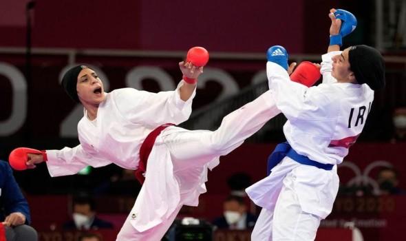 المغرب الرياضي  - الجزائري نورين يخرج عن صمته بعد إيقافه لـ10 سنوات لرفضه مواجهة مصارع إسرائيلي نصرة لفلسطين
