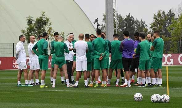 المغرب الرياضي  - سليم أملاح يؤكد أن الفوز على غينيا بيساو يشكل حافزًا  للمنتخب من أجل تقديم الأفضل