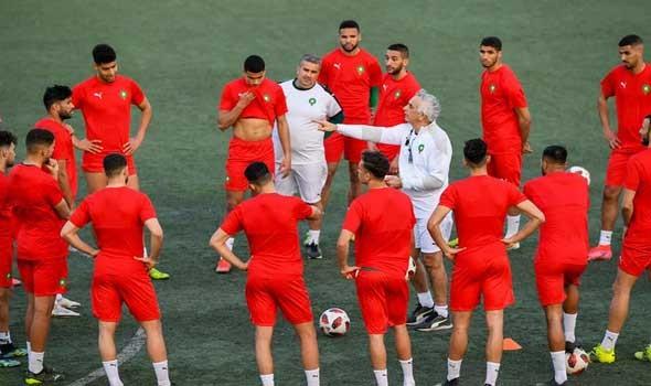 المغرب الرياضي  - وحيد يعلن لائحة الأسود نهاية الأسبوع المقبل