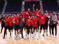 المغرب الرياضي  - مصر تفتتح عهد كيروش بفوز ودي على ليبيريا بهدفين نظيفين