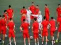 المغرب الرياضي  - المنتخب المغربي ينهي الاستعداد لمواجهة غينيا