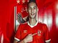 المغرب الرياضي  - اللاعب المغربي بدر بانون يلتحق بتدريبات الاهلي المصري