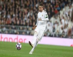 المغرب الرياضي  - ريال مدريد يُعلن إصابة سيرجيو راموس