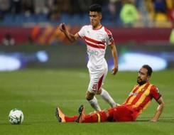 المغرب الرياضي  - مدرب الزمالك يؤكد أنة من الصعب التنبؤ بمصير بنشرقى هداف الفريق