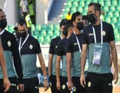 المغرب الرياضي  - الرجاء يستعيد اللاعب زريدة أمام أويلرز الليبيري وشكوك حول مشاركة الحافيظي