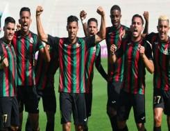 المغرب الرياضي  - شبيبة القبائل يتدرب في الرباط استعدادًا لملاقاة الجيش الملكي في كأس الكونفدرالية