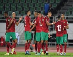 المغرب الرياضي  - منير الحدادي يفتخر باللعب مع منتخب