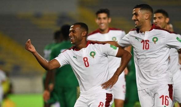 المغرب الرياضي  - المغرب والسنغال إلى الدور النهائي والجزائر تستعيد الصدارة في تصفيات مونديال 2022